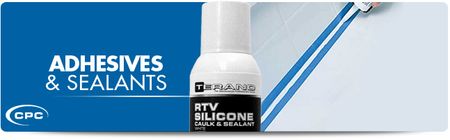 CPC adhesives products page