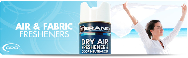 CPC air fresheners and fabric fresheners products page
