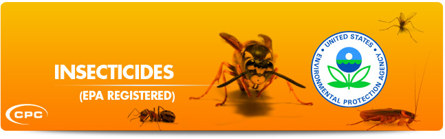 CPC EPA Insecticides products page