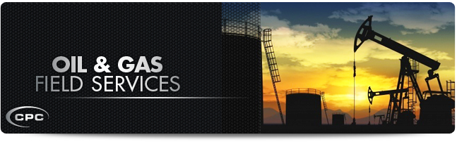 CPC Oil Gas field services products page