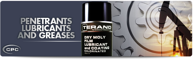 CPC penetrants lubricants and greases products page