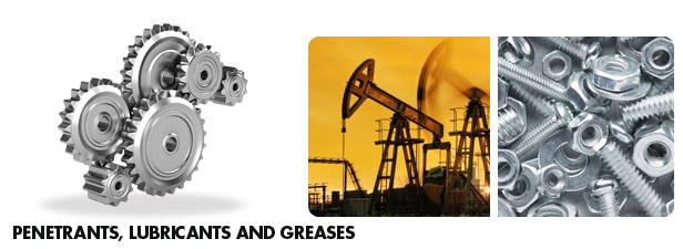 CPC Penetrants Lubricants and Greases products