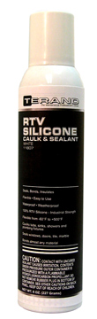 RTV Silicone Caulk & Sealant White