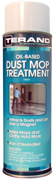 Dust Mop Treatment - Oil-Based