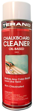 Chalkboard Cleaner Oil-Based
