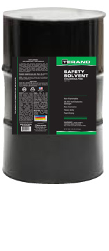 Safety Solvent Chlorinated - 55 Gal
