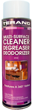 Multi-Surface Cleaner, Degreaser, Deodorizer