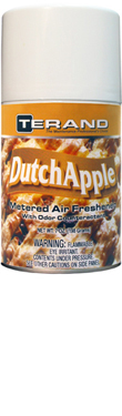 Metered Air Freshener - Dutch Apple