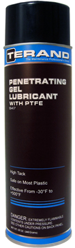 PENETRATING GEL LUBRICANT with PTFE
