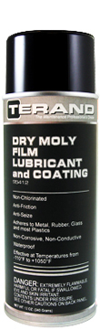 CPC954-Dry Moly Film Lubricant and Coating