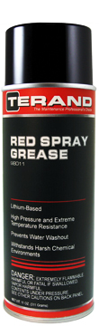 Red Spray Grease