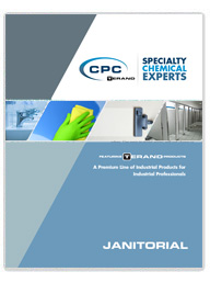 CPC Janitorial products